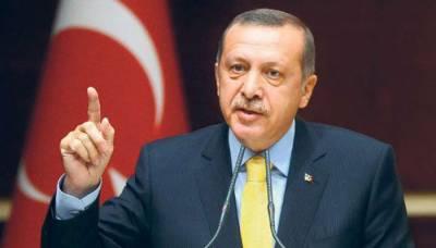 ترکی کے صدر رجب طیب اردگان نے جرمنی میں یورپ کی بڑی مسجدوں میں شمار مسجد کا افتتاح کردیا