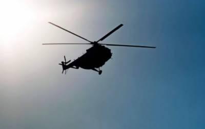 بھارتی فورسزنے لائن آف کنٹرول کے قریب وزیراعظم آزاد کشمیرکے ہیلی کاپٹرپرفائرنگ کردی