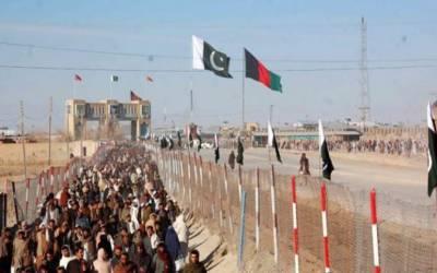 افغانستان نے طورخم پر قبائلیوں کیلئے ویزہ شرط ختم کر دی