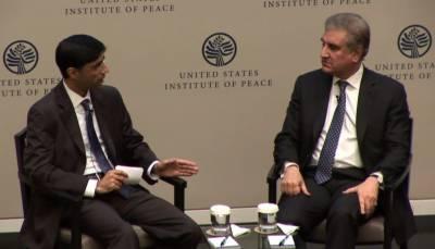 امن کے حصول میں پاکستان کی قربانیوں کوسراہا جانا چاہیے:وزیر خارجہ شاہ محمود قریشی