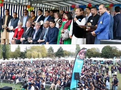 فرانس میں پاکستانی میلے کا دوسرا کامیاب ایڈیشن پیرس میں اختتام پذیر۔