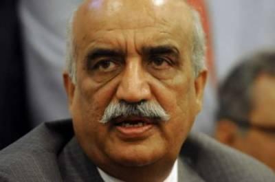 شہبازشریف کی اس اندازمیں گرفتاری پارلیمان کی توہین ہے، رہنما پیپلزپارٹی خورشید شاہ