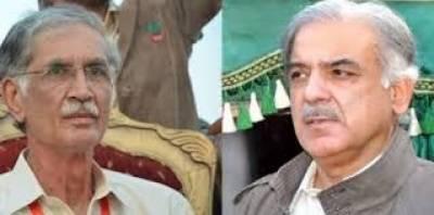 اپوزیشن لیڈر شہبازشریف کی گرفتاری سے حکومت کوکوئی سروکار نہیں: پرویز خٹک