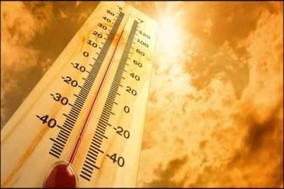 کراچی میں گرمی کی لہر برقرار، پارہ 38 سے 40 ڈگری رہنے کا امکان