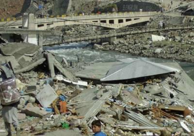 مظفرآباد: 8 اکتوبر کے ہولناک زلزلے کے 13 سال مکمل