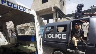 نیو کراچی میں فائرنگ سے پولیس اہلکار جاں بحق