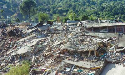 13 years later: Remembering victims of 2005 earthquake