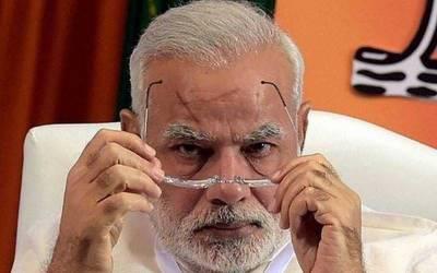 بھارتی سپریم کورٹ مودی کے خلاف بدعنوانی سکینڈل کی سماعت بدھ کو کریگی۔
