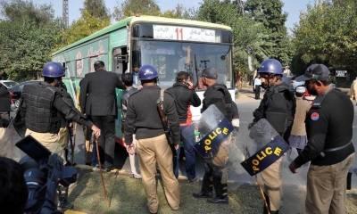 سانحہ ماڈل ٹاﺅن: سابق آئی جی پنجاب مشتاق سکھیرا سمیت 115 ملزمان پر فرد جرم عائد