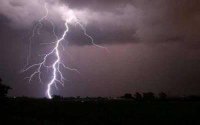 ہنگو اور کرم کے سرحدی علاقے میں آسمانی بجلی گرنے سے سیکیورٹی اہلکار جاں بحق