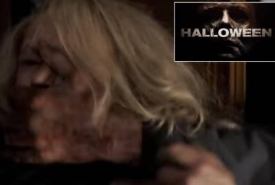 خوف اوردہشت سے بھرپور ہالی وڈ فلم ہیلووین 'کی نئی جھلکیاں جاری کردی گئیں