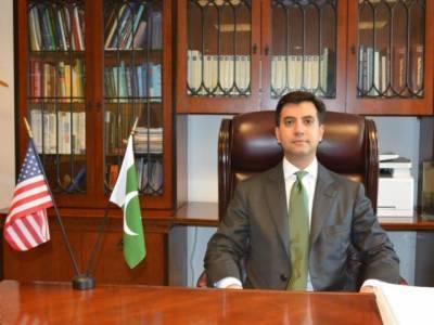 اسلام آباد ہائی کورٹ میں علی جہانگیرصدیقی کی امریکہ میں بطورسفیرتعیناتی کیخلاف درخواست پر سماعت جسٹس اطہر من اللہ نے کی