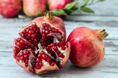 پھلوں کا شہنشاہ انار طلسماتی طاقتوں کا مالک اور جنت کا پھل