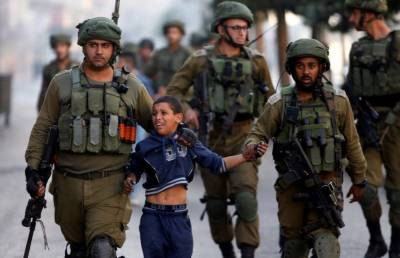 یورپی پارلیمان کا فلسطینی بچوں پر اسرائیلی مظالم بند کرانے کا مطالبہ