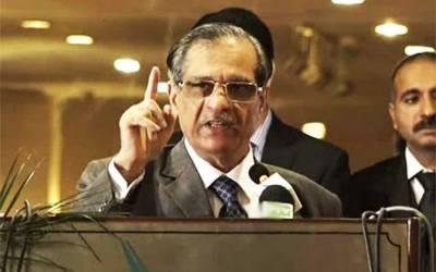 چیف جسٹس کا سندھ میں ہندؤوں کی جائیدادوں پرقبضے کا نوٹس