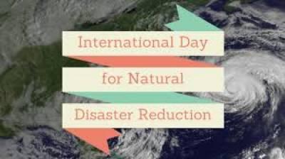 پاکستان سمیت دنیا بھر میں آج قدرتی آفات سے بچاؤ کا دن منایا جا رہا ہے جس کا مقصد قدرتی آفات اور اس سے بچاؤ کے بارے میں آگاہی دینا ہے۔