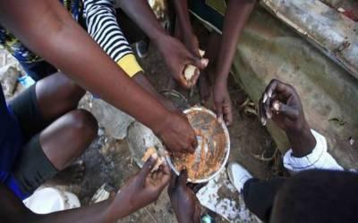 عالمی سطح پر 82 کروڑ انسان بھوک اور کم خوراکی کا شکار