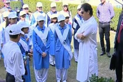 5سال کے دوران پاکستان میں دس ارب درخت لگائیں گے