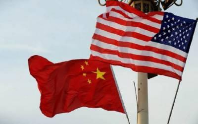 چین کے ساتھ تجارتی کشیدگی سے عالمی تجارت کو کوئی خدشہ نہیں۔ امریکا