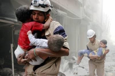 وائٹ ہیلمٹ گروپ کو شام سے باہر نکالا جائے۔ روس کا مطالبہ