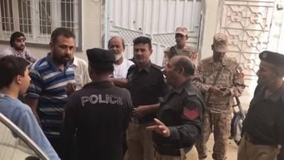 میئر کراچی کے ڈائریکٹر کوارڈینیشن کے گھر پر فائرنگ