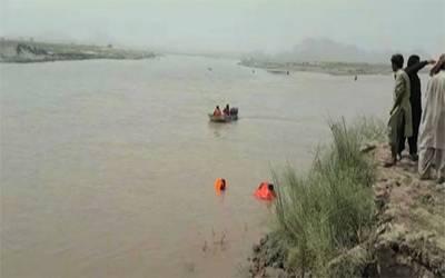 چنیوٹ:دریا میں ڈوبنے والے 2 لڑکوں کی لاشیں نکال لی گئیں.