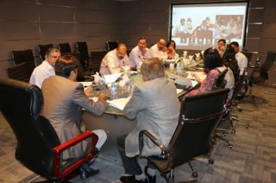 وزیر اعظم کے 100روزہ پلان کے تحت تعلیمی اصلاحات سے متعلق اہم اجلاس