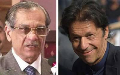 بنی گالا تجاوزات کیس: سب سے پہلے وزیراعظم عمران خان کا گھر ریگولرائز ہوگا۔ چیف جسٹس