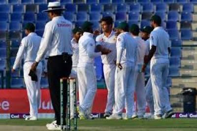 ابوظہبی ٹیسٹ جیتنے کیلئے پاکستان کو 9 وکٹیں اور آسٹریلیا کو 491 رنز درکار