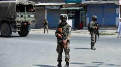 قابض بھارتی فوج نے بارہ مولا میں فائرنگ کرکے 4 کشمیریوں کو شہید کردیا
