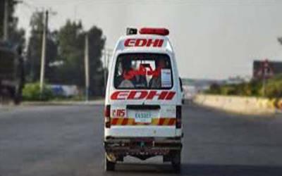 جامشورو کے قریب ایم نائن موٹروے پر 2 ٹرالروں میں تصادم، 3 افراد جاں بحق