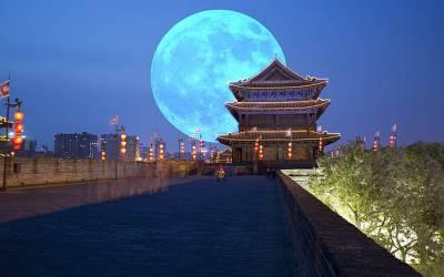 چین نے 2020 تک مصنوعی چاند متعارف کرانے کا اعلان کردیا
