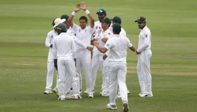 پاکستان نے آسٹریلیا کو ابوظہبی ٹیسٹ میں شکست دے کر سیریز جیت لی