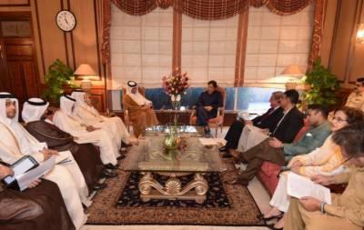 وزیراعظم عمران خان سے قطرکے نائب وزیراعظم اوروزیرخارجہ شیخ محمد بن عبدالرحمن الثانی کی ملاقات،وزیراعظم نے قطری سرمایہ کاروں کوپاکستان میں سرمایہ کاری کی دعوت دی