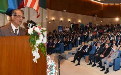 Chief Justice Mian Saqib Nisar addresses International symposium on water in Islamabad