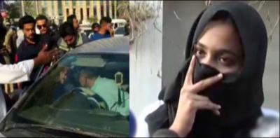 کراچی:لڑکی کومبینہ طورپرہراساں کرنے کے مقدمے میں ملزم کی ضمانت