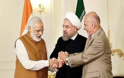 ایران، بھارت اور افغانستان کے سمندری راستے ایک دوسرے سے منسلک