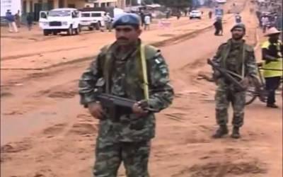 سوڈان کے شورش زدہ علاقے میں پاکستانی امن دستے کی مرمت کردہ سٹریٹجک روڈ کا افتتاح
