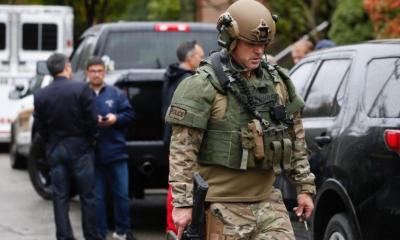 امریکی ریاست پینسلوینیا کے شہر پٹس برگ میں یہودی عبادت گاہ میں فائرنگ سے 11 افراد ہلاک