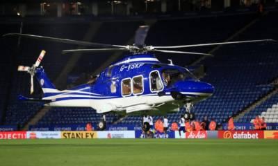 برطانیہ: لیسسٹر سٹی فٹبال کلب کے مالک سمیت 5 افراد ہیلی کاپٹر حادثے میں ہلاک