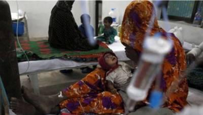 سول اسپتال مٹھی میں 5 بچے انتقال کرگئے، رواں ماہ ہلاکتوں کی تعداد 12 ہوگئی