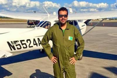 فخرِعالم دنیا کا چکر مکمل کرنیوالے پہلے پاکستانی، گورنر سندھ کا خراج تحسین