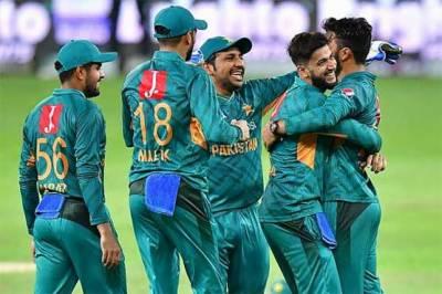 پاکستان اور نیوزی لینڈ کے درمیان آخری ٹی 20 معرکہ آج سجے گا