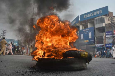 حالیہ مظاہروں کے دوران توڑ پھوڑ سے متعلق ایک شکایت سیل قائم کر دیا ،وزارت داخلہ