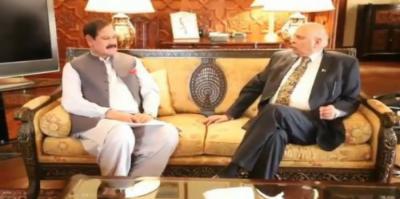 پاکستان کو معاشی لحاظ سے مستحکم بنانا وقت کا تقاضا ہے، چودھری سرور