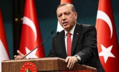 ترکی ایران کی تیل اور جہازرانی کی صنعتوں پر عائد امریکی پابندیوں پر عملدرآمد نہیں کرے گا، ترک صدر رجب طیب اردوان