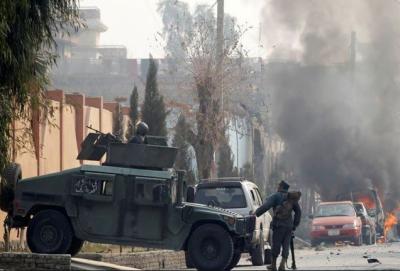 افغانستان میں چیک پوسٹ پر طالبان کا حملہ : 20 سیکورٹی اہلکار ہلاک