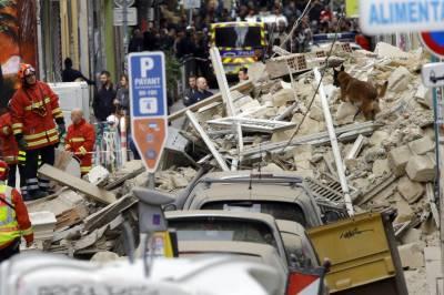 فرانس: پرانی عمارتیں منہدم ہونے سے کم از کم 8 افراد ہلاک