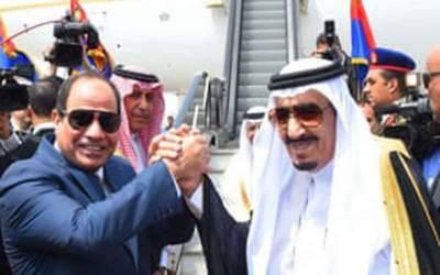 سعودی عرب بڑا ملک ہے، اس کوئی کا بال بیکا نہیں کرسکتا۔ عبدالفتاح السیسی