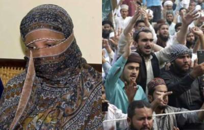 آسیہ بی بی کی بریت کے فیصلے کے خلاف احتجاج اور ہنگامہ آرائی کرنے والوں کے خلاف کریک ڈاؤن شروع